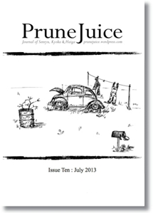 PJ Issue 10 Summer 2013 Cover
