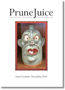PJ Issue 14 Autumn 2014 Cover